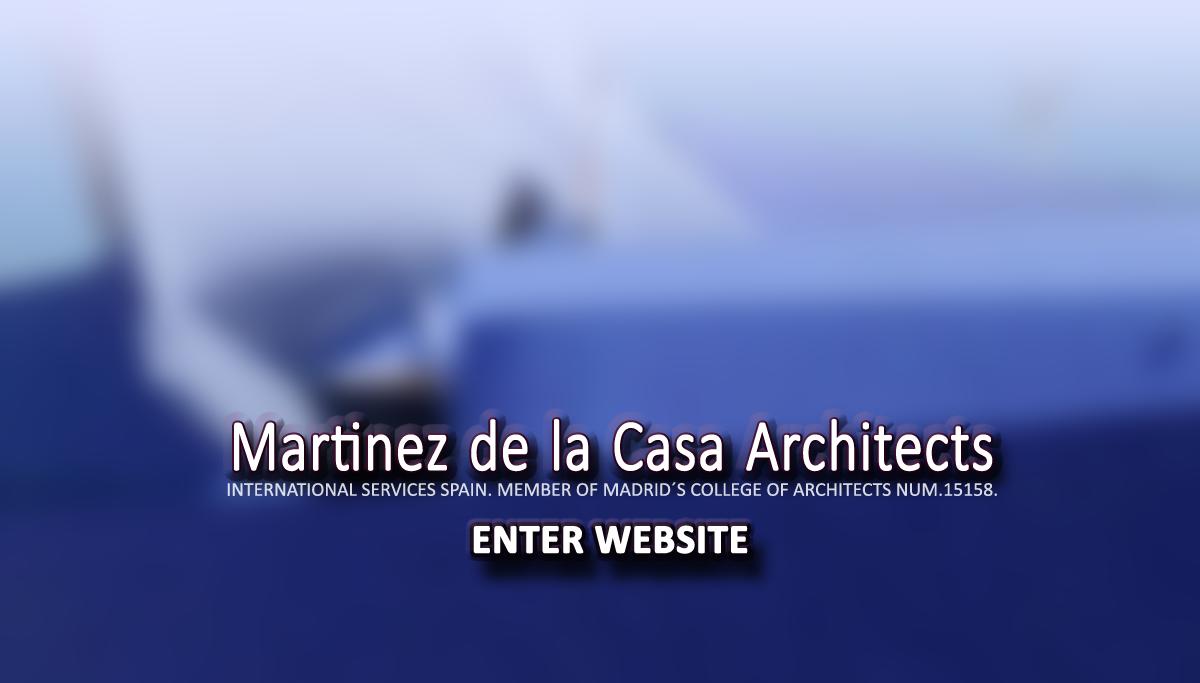 Martinez de la casa architects - La casa de luminosa ...